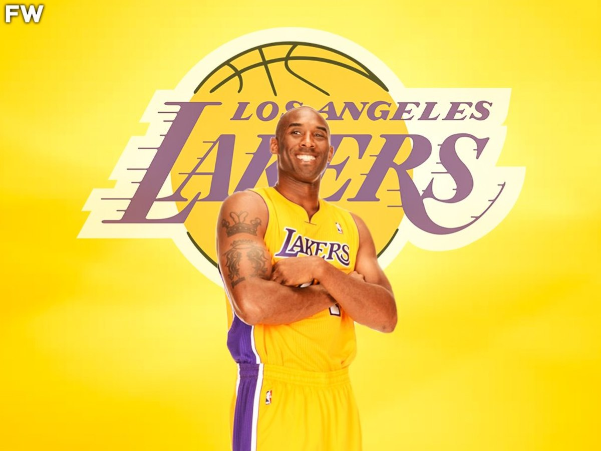 Kobe Bryant Is The Only Player In NBA History To Score 40+ Points Against Ever Team He Has Played Against