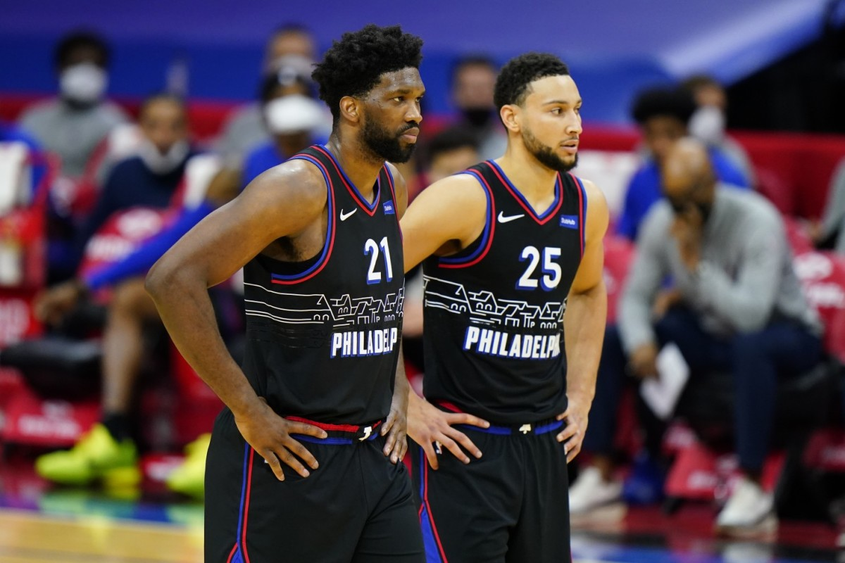 """Jay Williams Calls Out Joel Embiid- """"He Threw Ben Simmons Under The Bus."""""""