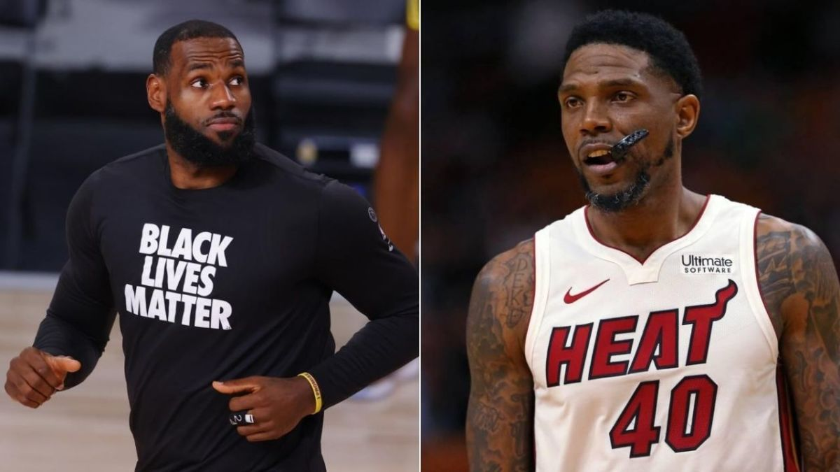 Blake Griffin Says Udonis Haslem, Not LeBron James, Is The NBA's Most Respected Player