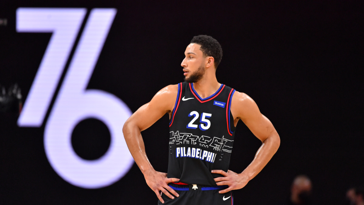 """Former NBA All-Star Theo Ratliff On Ben Simmons- """"I Just Don't Get Him Refusing To Actually Shoot A 10-Foot Jumper."""""""