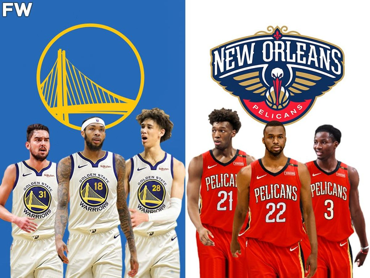 NBA Rumors: Warriors And Pelicans Could Enact A Trade That Would Send Brandon Ingram To Golden State