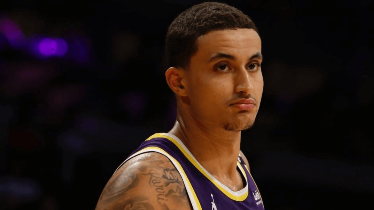 """Kyle Kuzma Looks Back On The NBA Bubble- """"I Had A Damn Chicken Sandwich For Two Weeks Straight."""""""