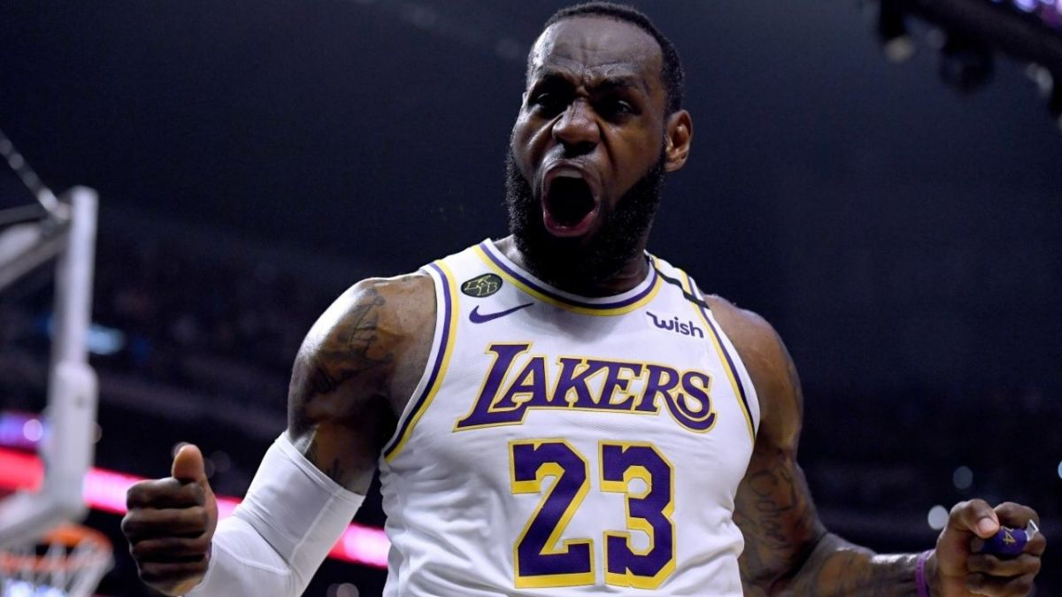LeBron James Needs To Average 18.4 PPG Over The Next 2 Seasons To Pass Kareem Abdul-Jabbar On The All-Time Scoring List