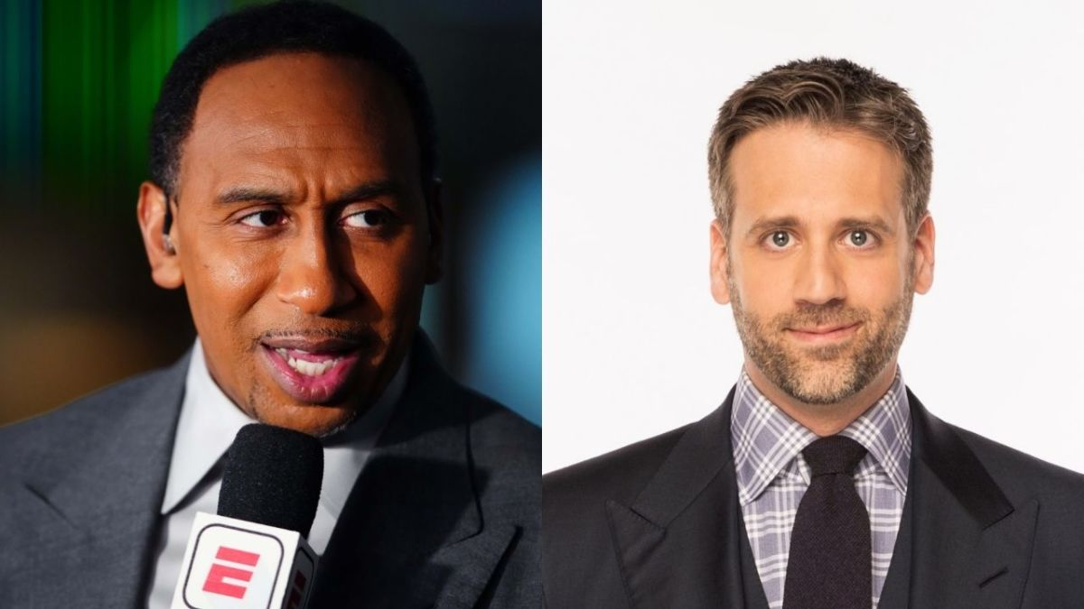 """Stephen A. Smith On Max Kellerman's Departure From First Take- """"The Rumors Are Accurate In Terms Of Me Wanting Him Off The Show..."""""""