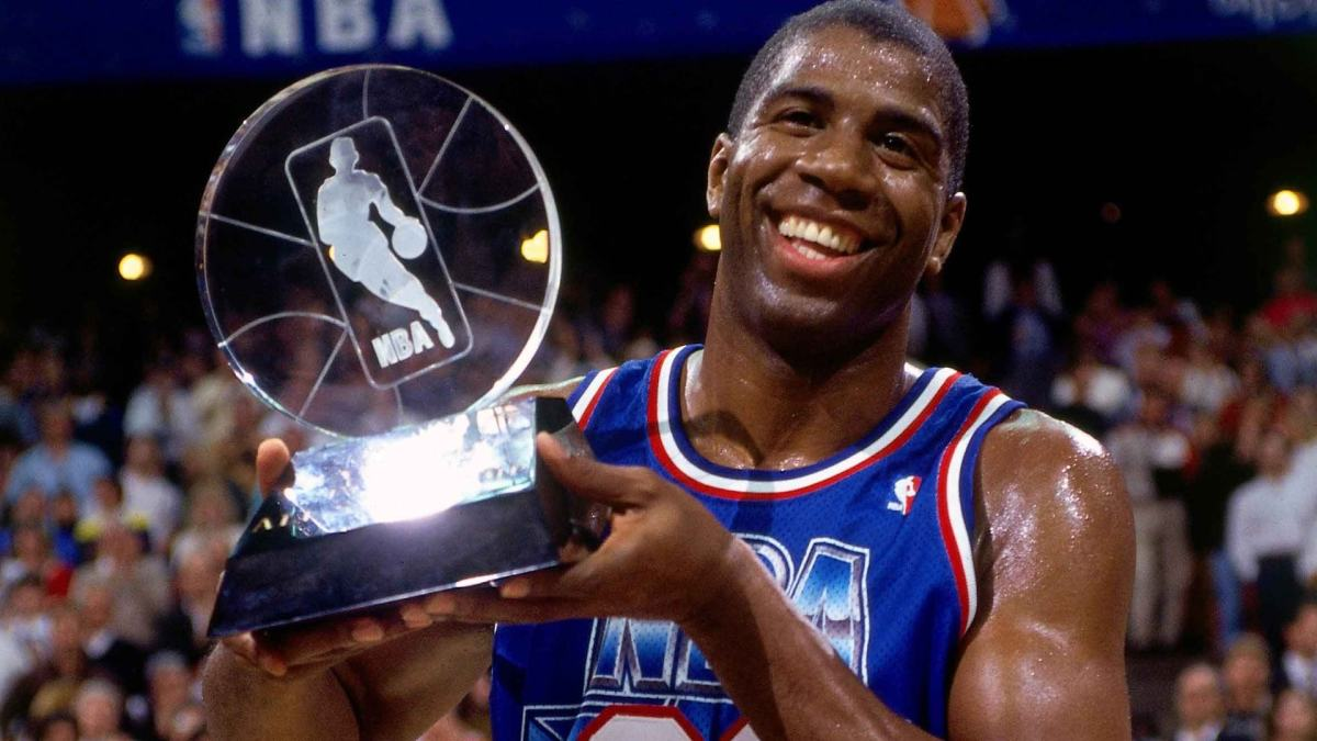 Greatest NBA Moments- Magic Johnson Put On A Show During The 1992 All-Star Game After He Was Forced To Retire For Contracting HIV