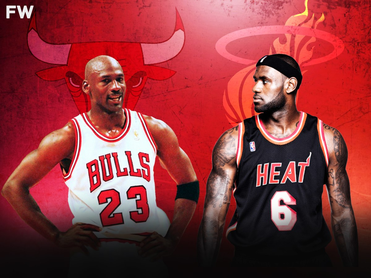 In 2013, Phil Jackson Said Michael Jordan Was Better Than LeBron James Only Because Of Championships