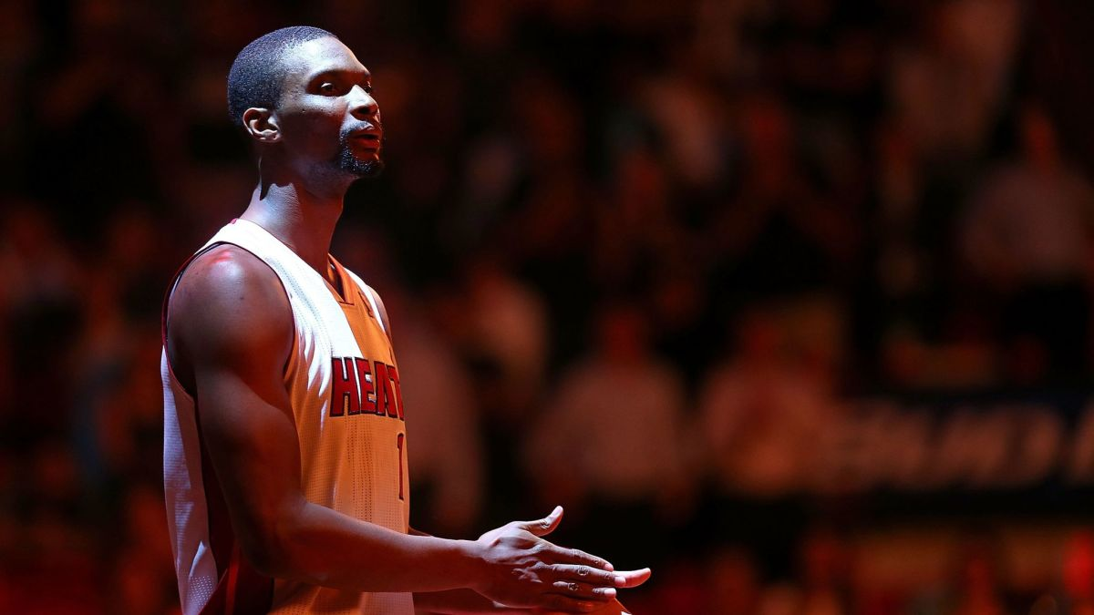 """Chris Bosh Reveals How The Chicago Bulls Almost Pulled Him Away From Miami: """"They Put A Lot Of Pressure On Me."""""""