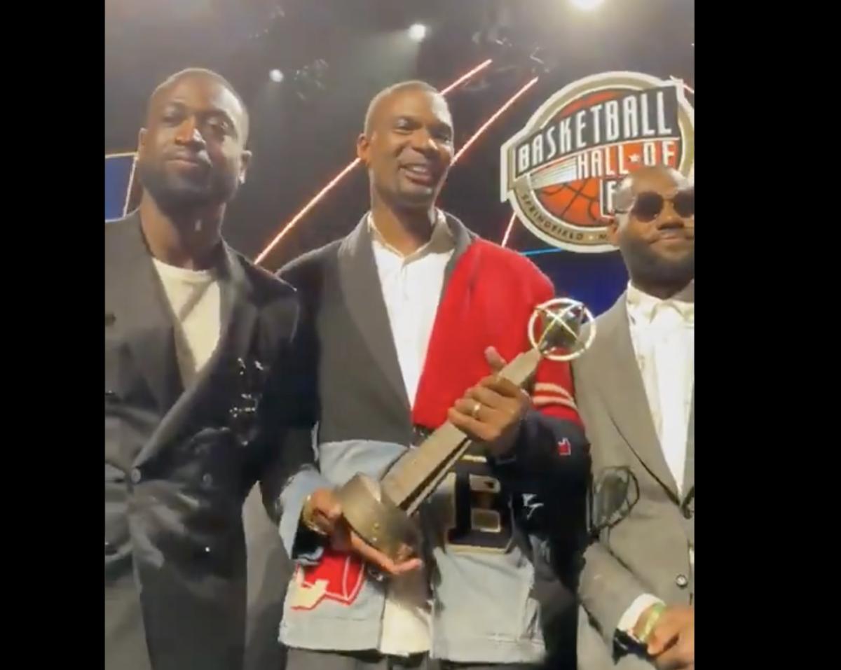 NBA Fans React To The Reunion Of LeBron James, Chris Bosh, And Dwyane Wade