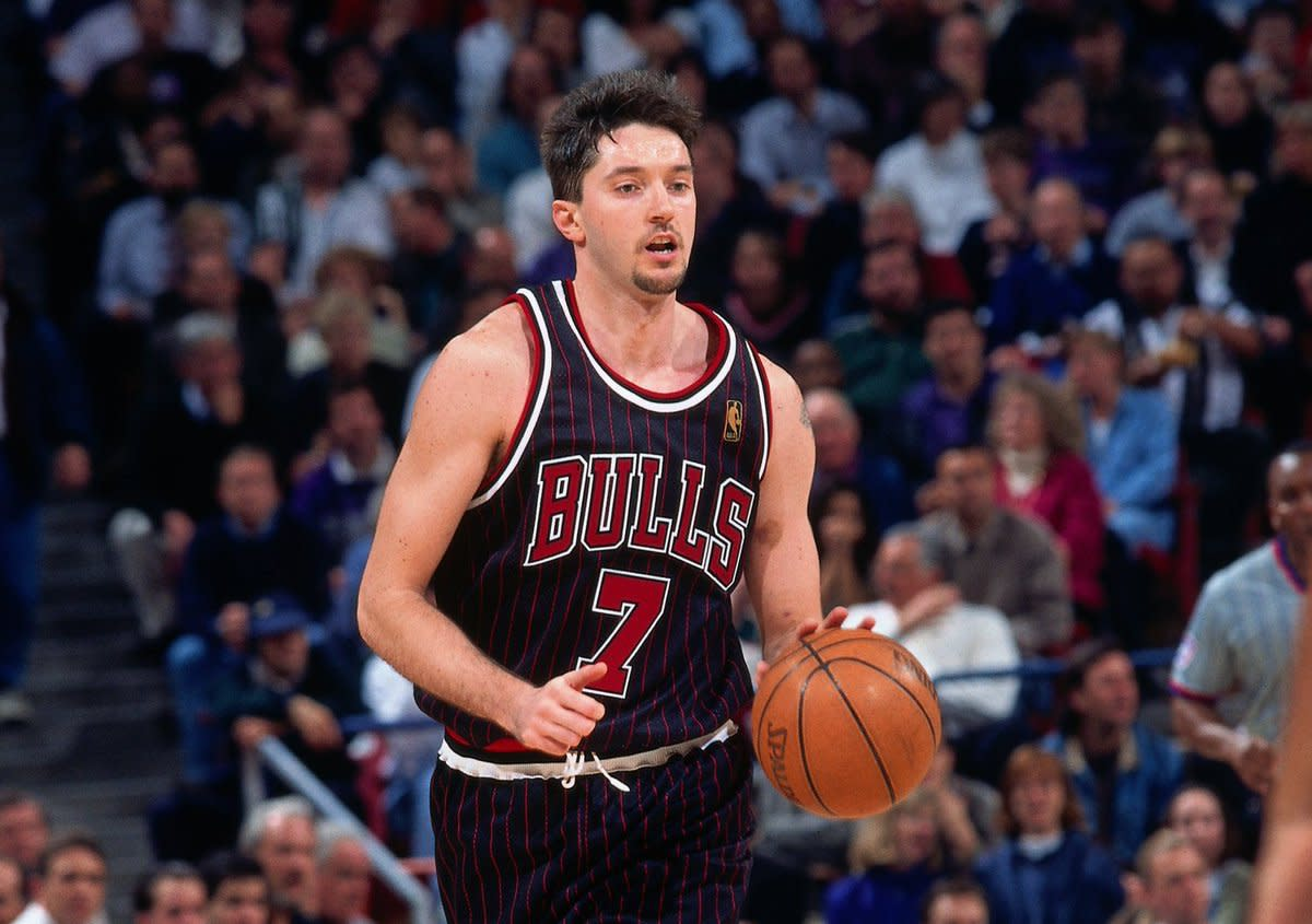 """Sam Smith On Toni Kukoc: """"If He Had Gone To Almost Any Team Other Than The Bulls... He'd Be What Luka Doncic Is Now."""""""