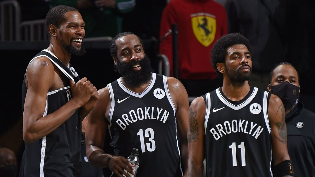 Brooklyn Nets Are The Only Team In NBA 2K22 With 3 Players Rated More Than 90 On Their Roster