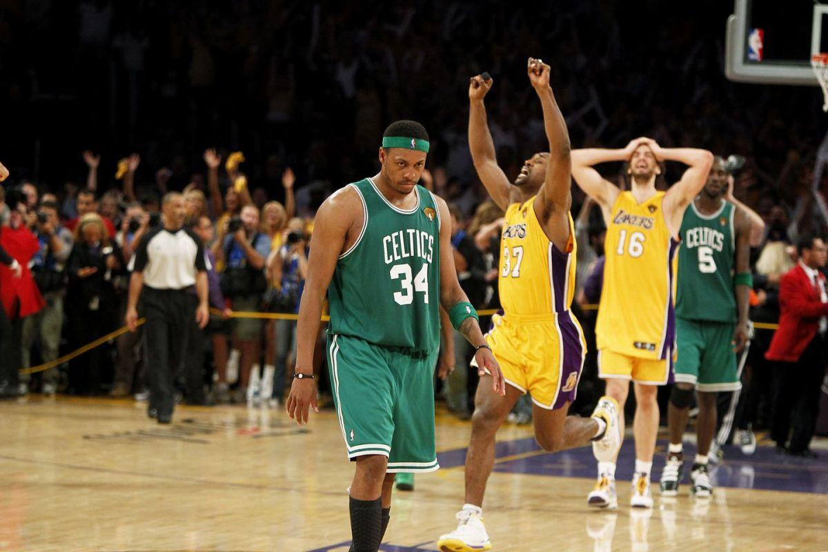 Paul Pierce Reveals How Lakers Fans Broke His Heart