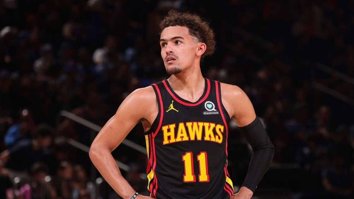 """Ramona Shelburne Says Trae Young Knows He Needs To Improve On Defense This Season: """"His Career Defensive Rating Is 116, That's Not So Great."""""""