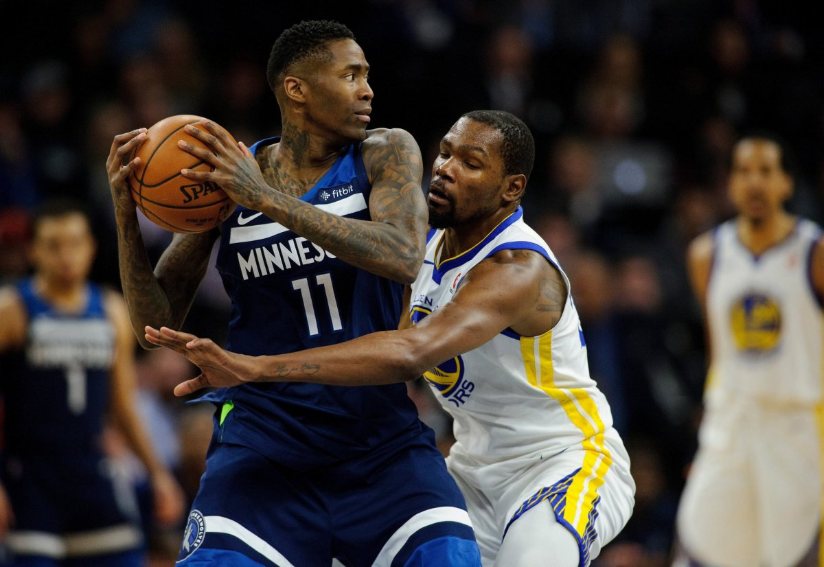 """Jamal Crawford Reveals How His 1v1 Games With Kevin Durant Went Last Summer: """"If I Could Grow To His Height Or He Shrunk To 6'5, We Would Have Similar Games"""""""