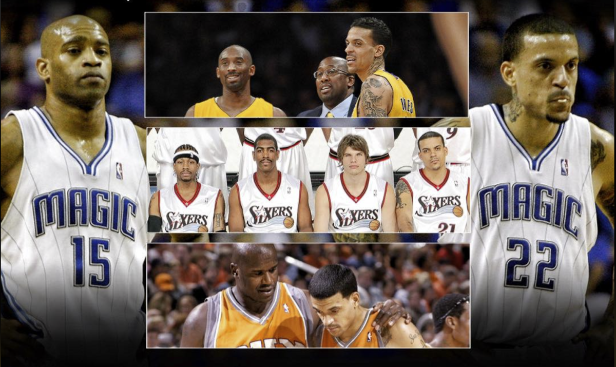 Matt Barnes Picks Vince Carter Over Shaquille O'Neal, Kobe Bryant, And Allen Iverson As The Most Gifted Basketball Player He Has Played With