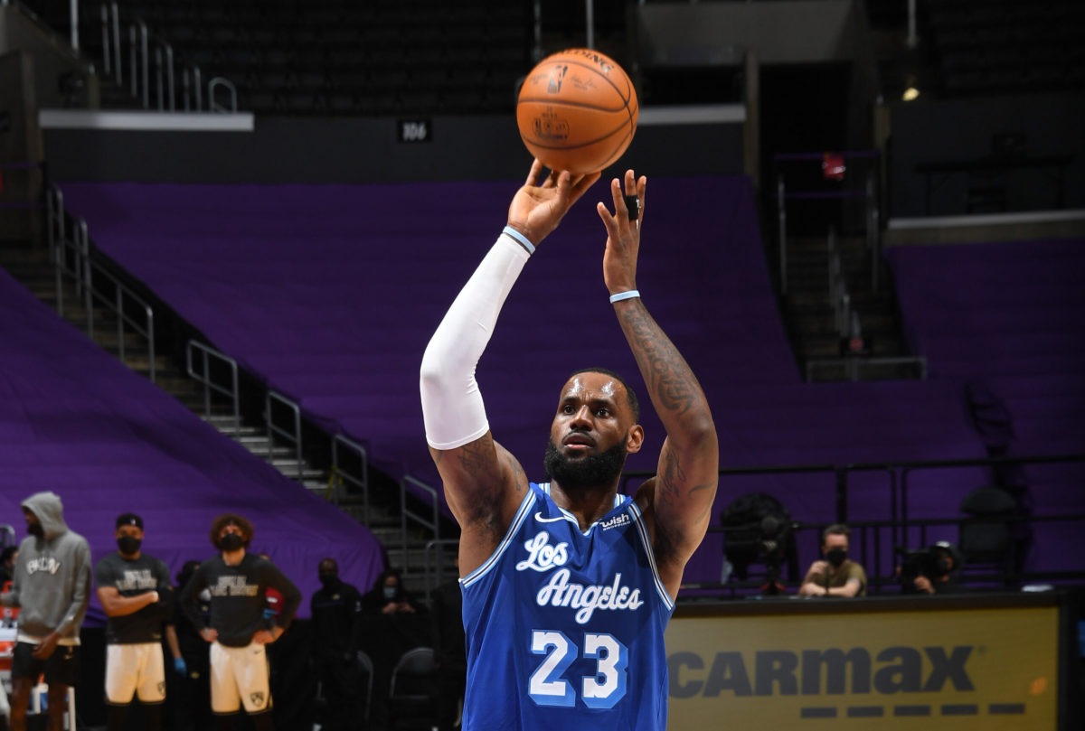 """Kareem Abdul-Jabbar Looking Forward To LeBron James Surpassing Him As NBA's All-Time Scoring Leader: """"We All Win When A Record Is Broken And If LeBron Breaks Mine, I Will Be Right There To Cheer Him On"""""""