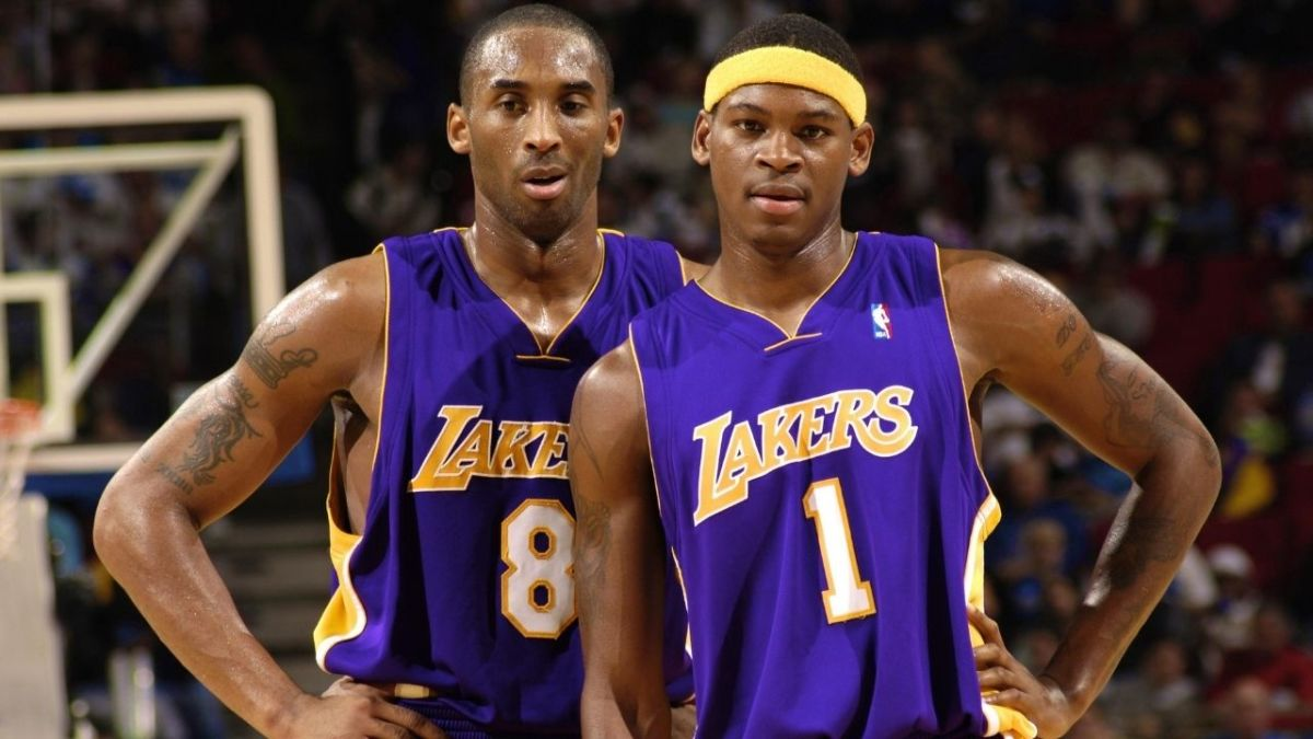 """Smush Parker On How Kobe Bryant Embarrassed Him: """"You Can't Talk To Me. You Need More Accolades Under Your Belt Before You Come Talk To Me."""""""