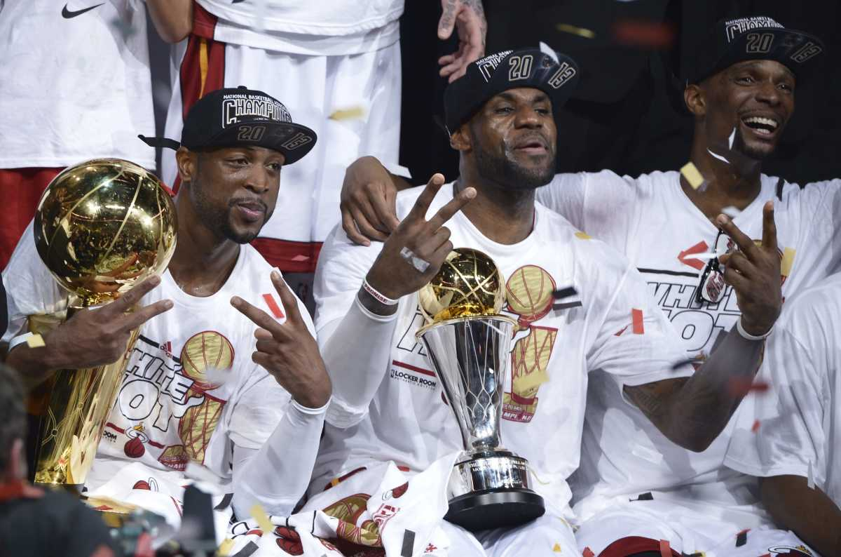 """Blake Griffin On The Fans Who Hated LeBron James For Creating Miami Heat Big Three: """"I Think It's Really Funny."""""""