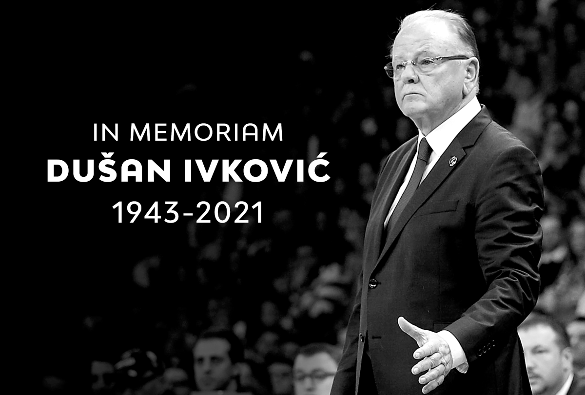 The Legendary Coach Dusan Ivkovic Has Passed Away At The Age Of 77