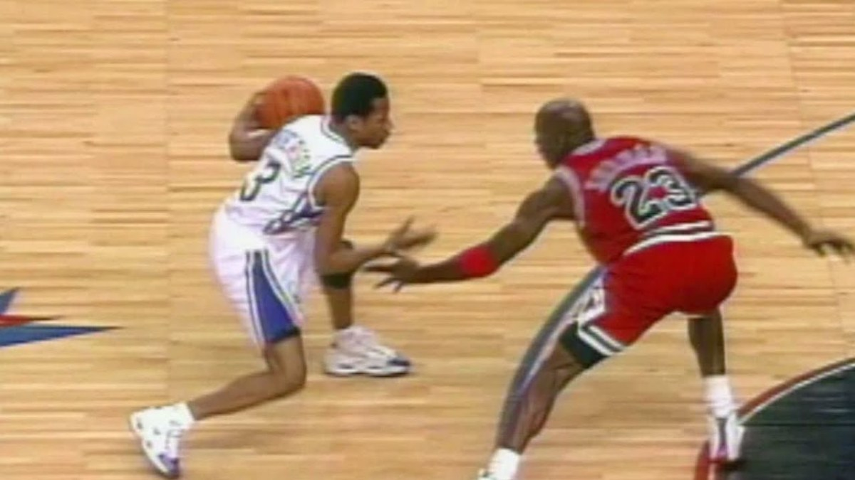 Allen Iverson Said Michael Jordan Didn't Forgive Him For The Iconic Crossover: