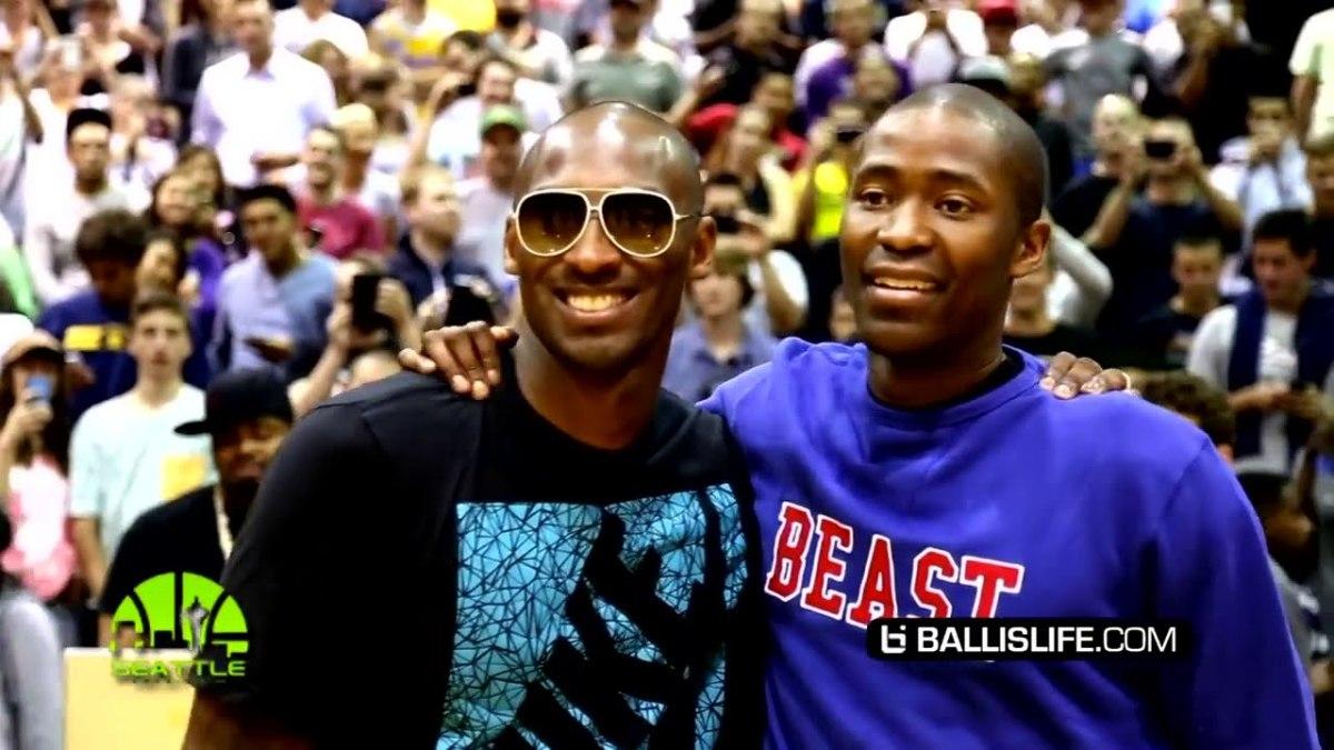 Jamal Crawford Reveals His Favorite Kobe Bryant Memory