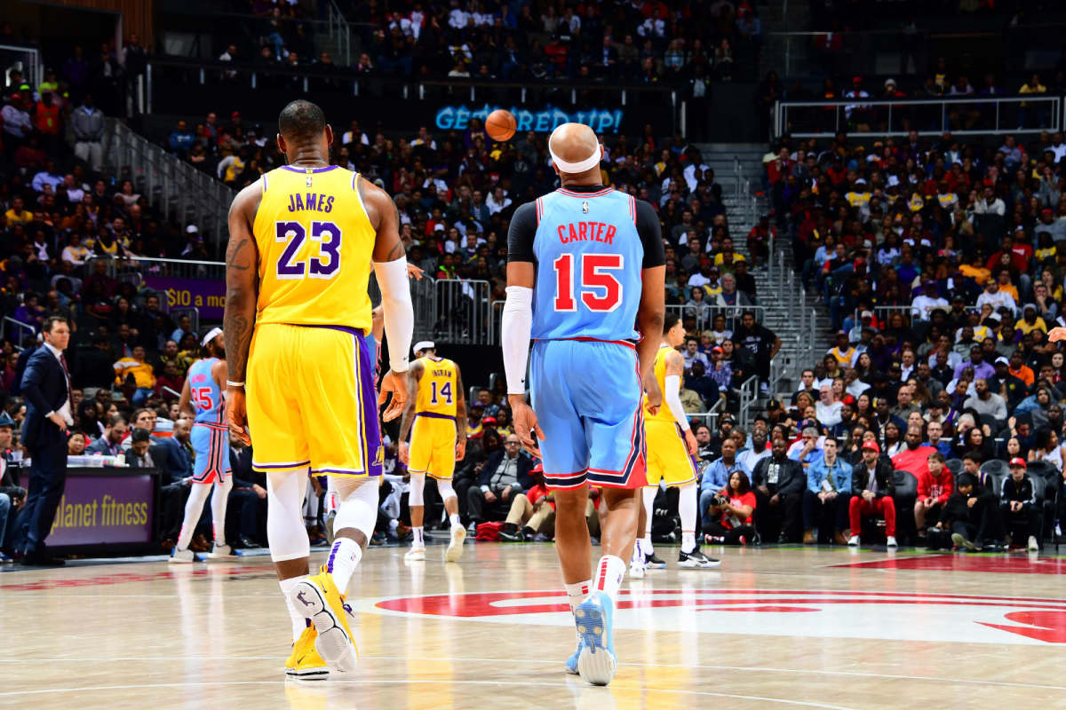 """Richard Jefferson Says Vince Carter Was More Talented Than LeBron James: """"To Me, He Is The Most Talented Player I Have Ever Seen In My Life."""""""