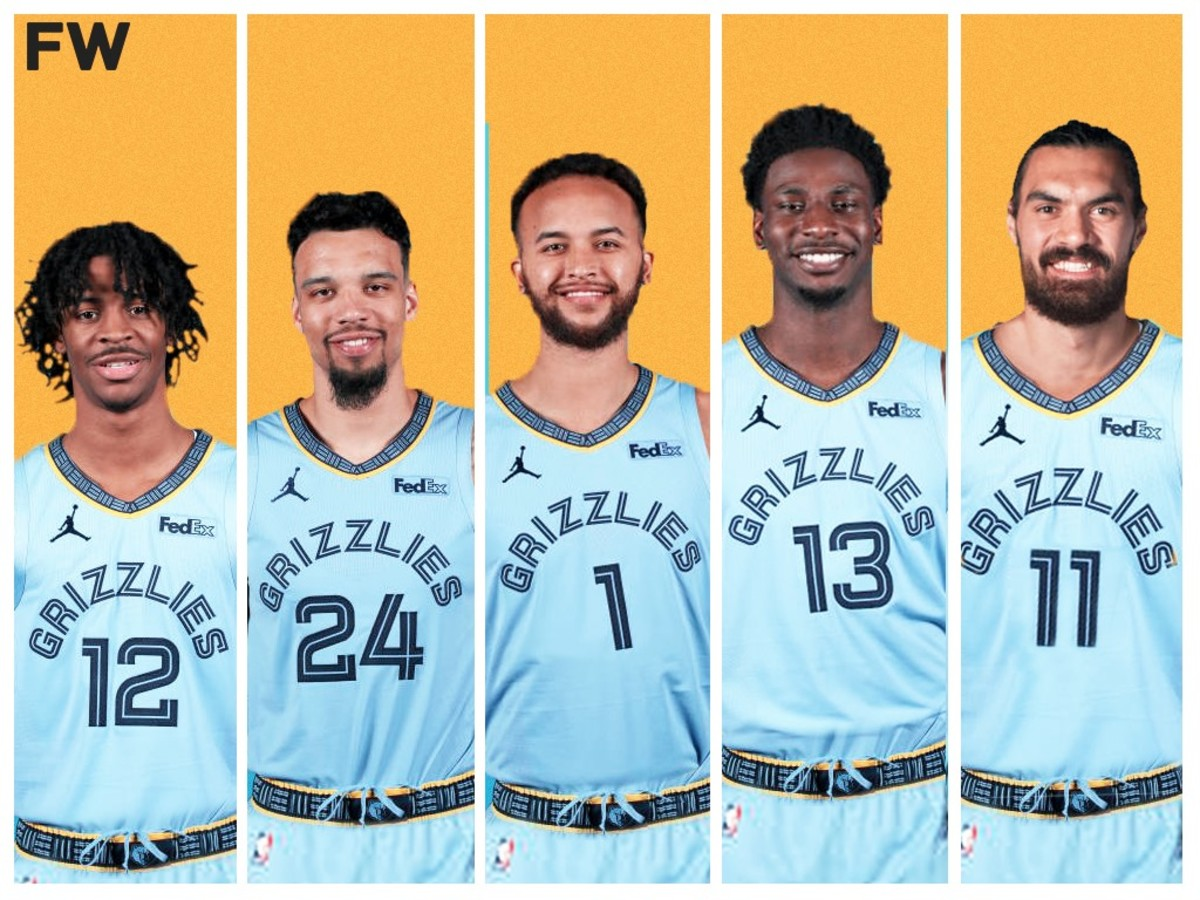 The Memphis Grizzlies Potential Starting Lineup: Are They Better Or Worse Heading Into Next Season?