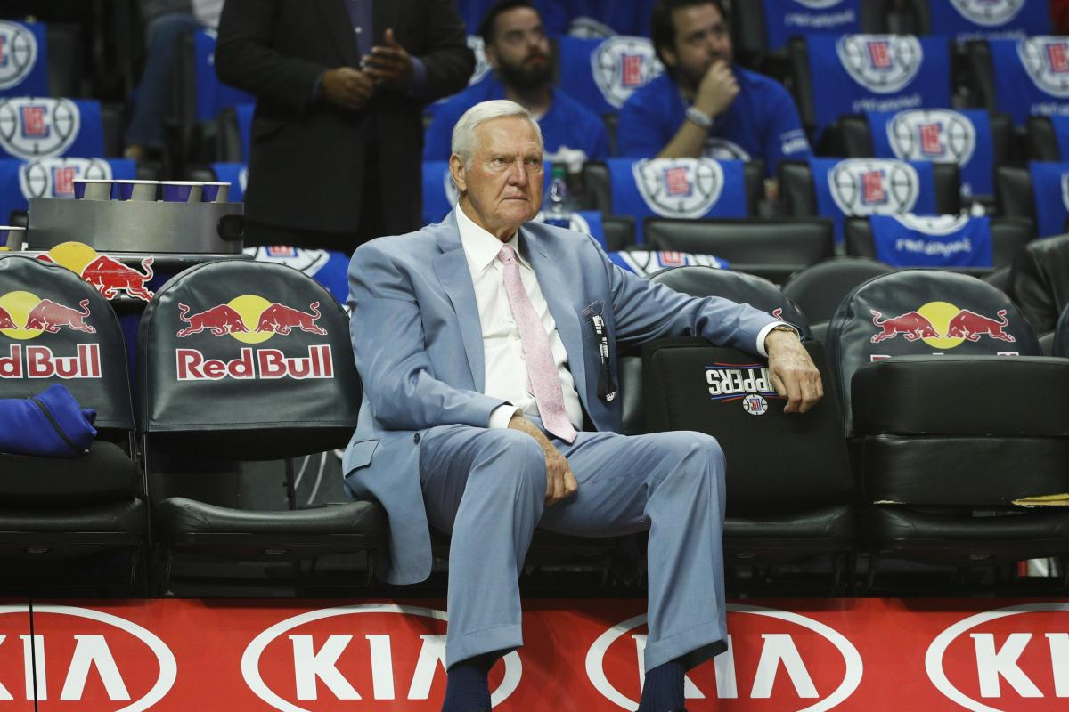 """Jerry West On The Clippers: """"I Mean, My God, We Have The Worst Schedule Every Year."""""""