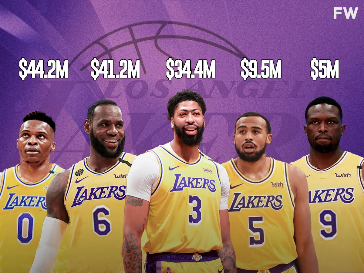 Luol Deng Is The 5th Highest-Paid Player In The Lakers Roster Despite Not Playing Since 2017