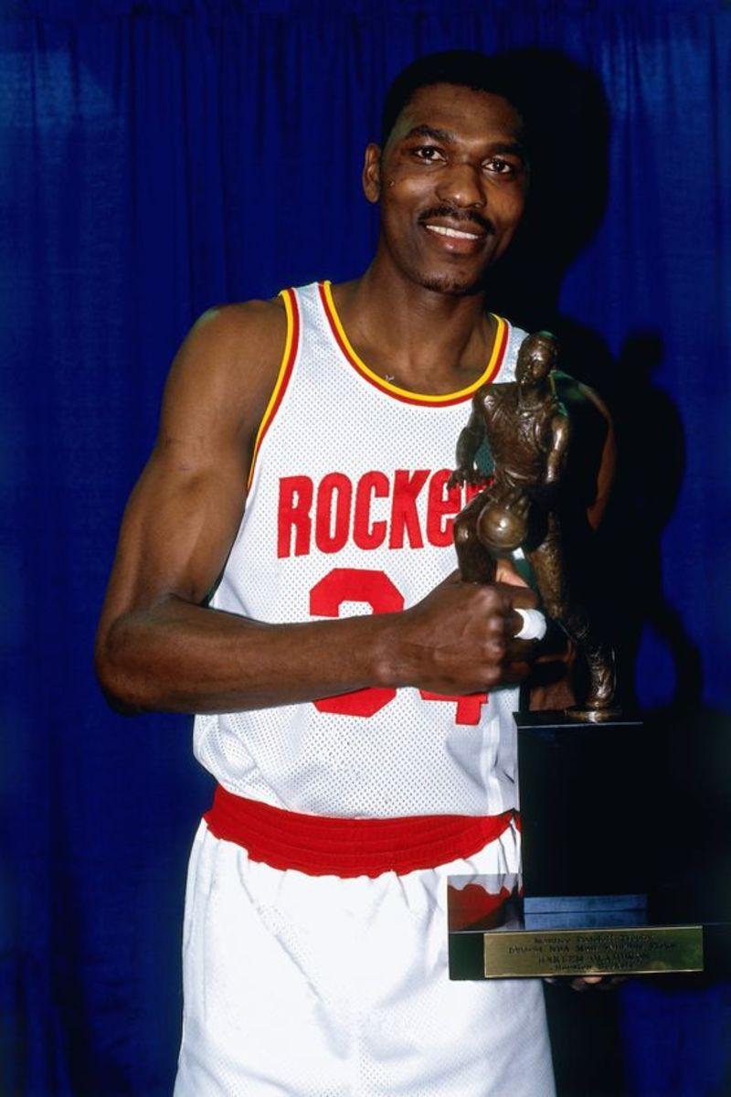 1994 MVP Hakeem Olajuwon