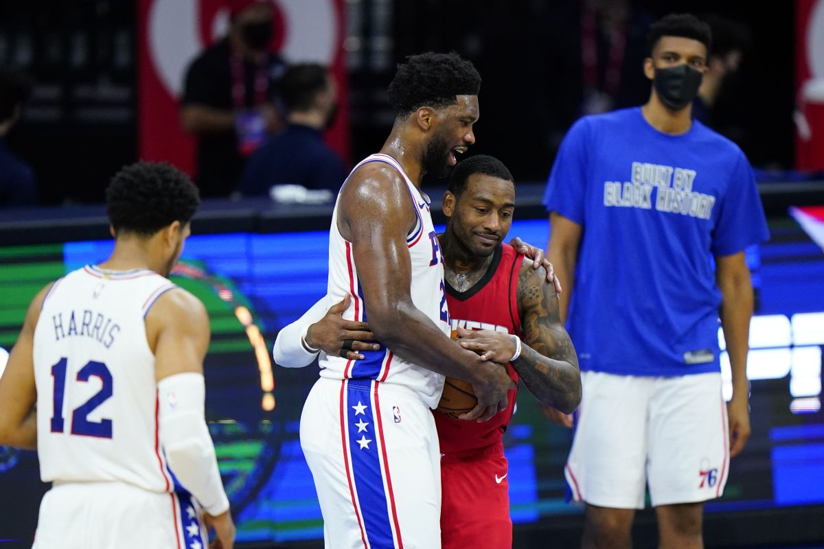 """Kendrick Perkins Thinks Philadelphia 76ers Should Make Move For John Wall: """"I Think John Wall In Philly With Joel Embiid Is Better Than Ben Simmons In Philly With Joel Embiid"""""""