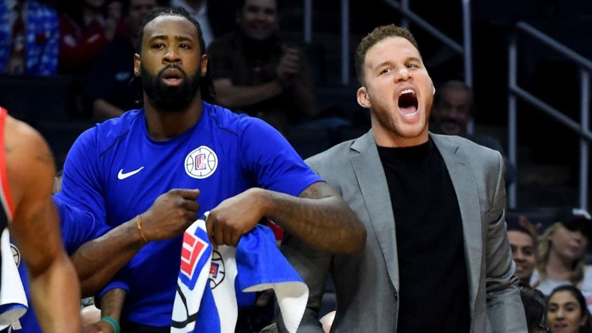 """Blake Griffin On His Infamous 2015 Free Agency Saga: """"That Was So Much Fun."""""""